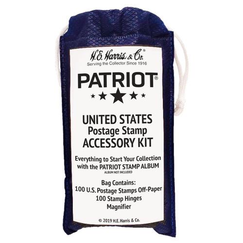 U.S. Patriot Stamp Bag