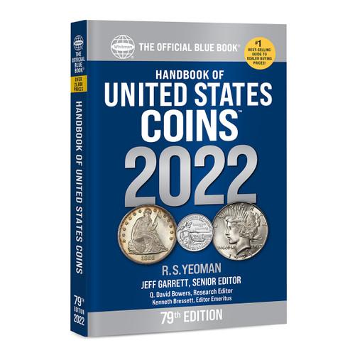 2022 Blue Book, Paperback