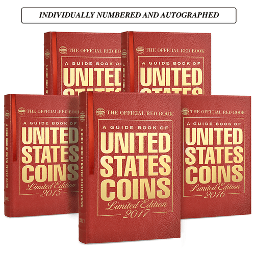 Limited Edition Red Book Set #1