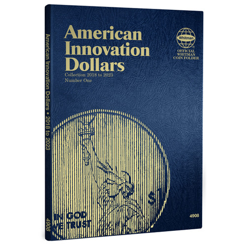 Whitman American Innovation Dollars, Number One