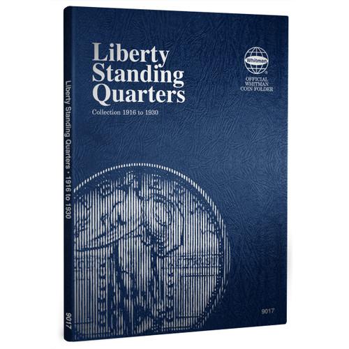 Liberty Standing Quarters, 1916 - 1930