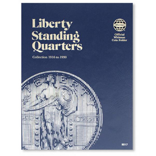 Liberty Standing Quarters, 1916 - 1930