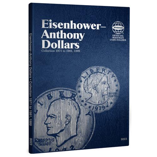 Eisenhower and Anthony Dollars, 1971-1999
