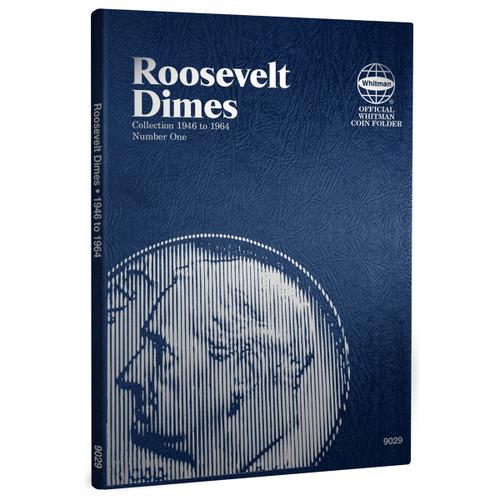 Roosevelt Dimes #1, 1946-1964