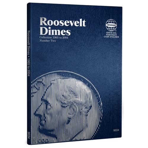 Roosevelt Dimes #2, 1965-2004