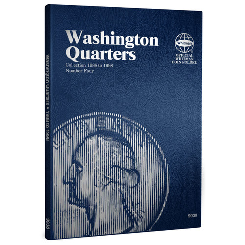 Washington Quarters #4, 1988-1998