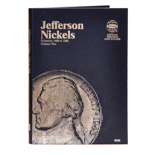 Jefferson Nickels #2, 1962-1995