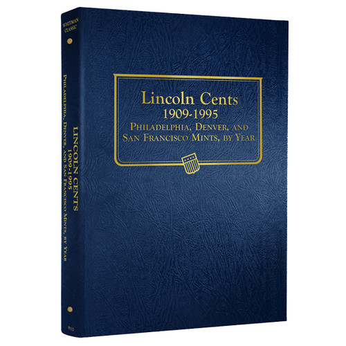 Lincoln Cents 1909-1995