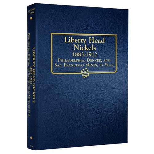 Liberty Head Nickels 1883-1912