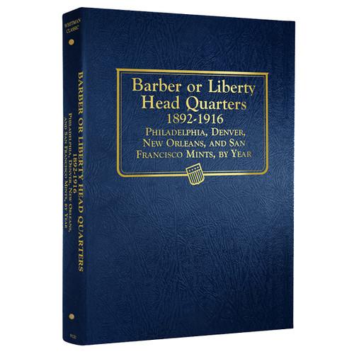 Barber Quarters 1892-1916