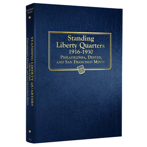 Liberty Standing Quarters 1916-1930