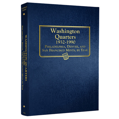Washington Quarters 1932-1990