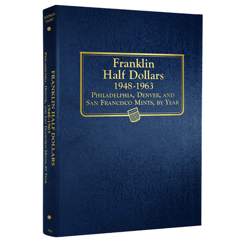 Franklin Half Dollars 1948-1963