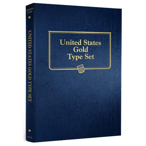U.S. Gold Type Set