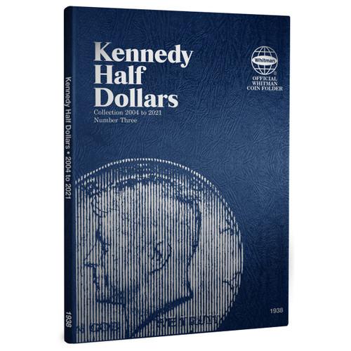 Kennedy Half Dollars #3, 2004-2015
