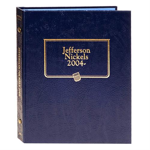 Jefferson Nickels 2004 - 2007
