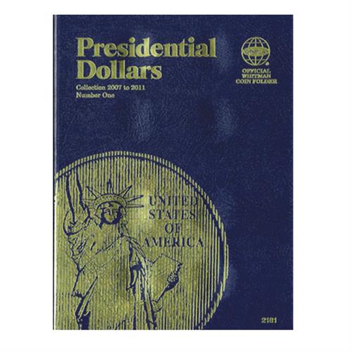 Presidential Dollars Folder #1, 2007-2011