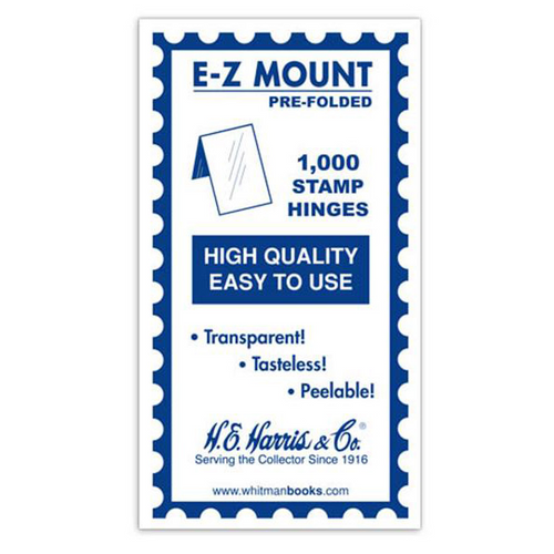 Stamp Hinges Pack of 1000