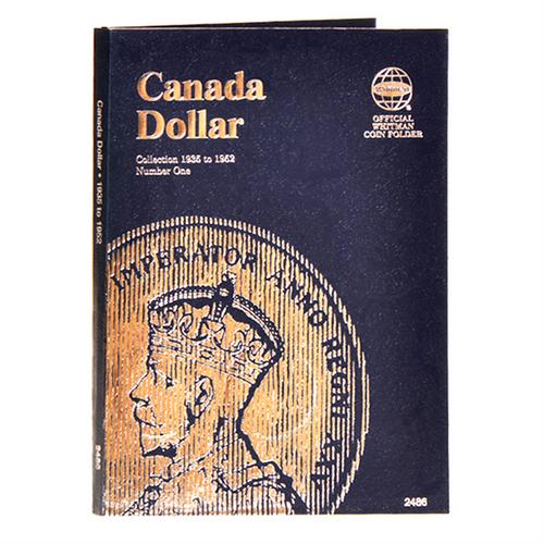 Canadian Dollars #1, 1935-1952