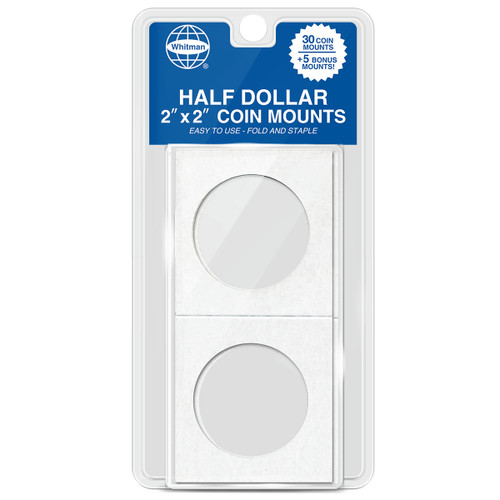 Half-Dollar Pack Mylar 35 Count