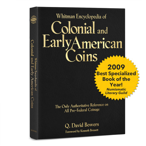 Encyclopedia of Colonial and Early American Coins - Limited Edition Award