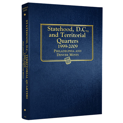 Statehood Quarters Philadelphia & Denver Mints with U.S. Territories and District of Columbia