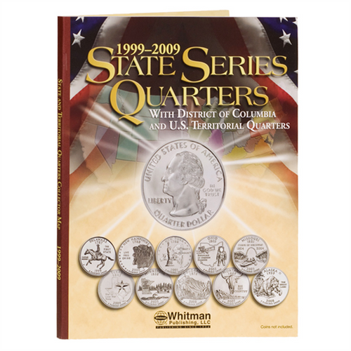 State Series Quarters Folder - Foam