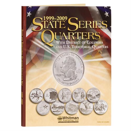 State Series Quarters Folder - Foam