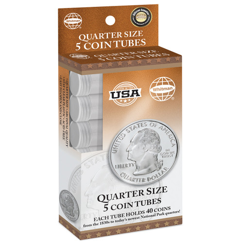 Quarter Tubes (5 Count)
