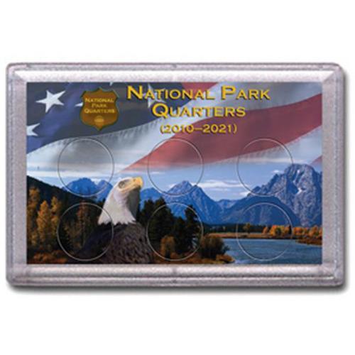 National Park Quarter Holder – Eagle 3X5