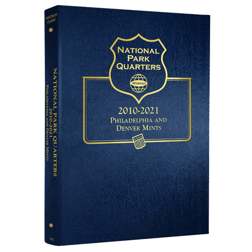 National Park Album P&D Mints