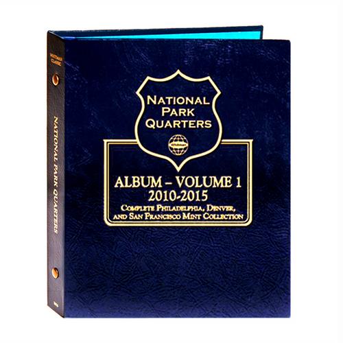 National Park Album P-D&S Mints - Vol. 1