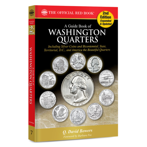 A Guide Book of Washington Quarters - 2nd Edition