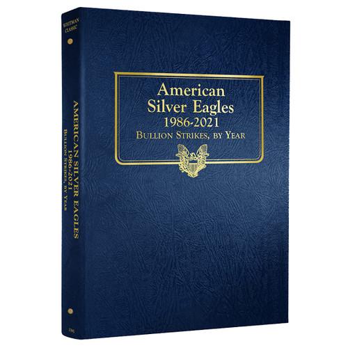 U.S. Silver Eagle Album 1986-2015