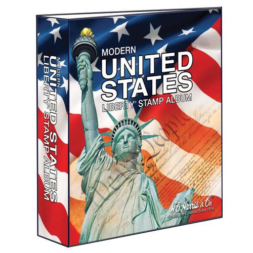 Binder, 3-Ring United States Liberty Binder
