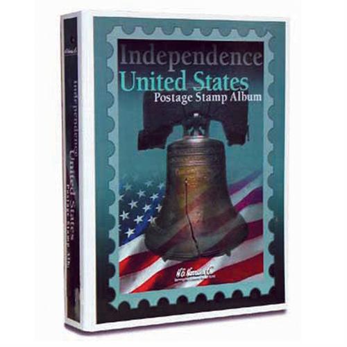 Independence Stamp Binder
