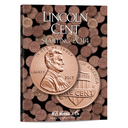 Lincoln Cents #4 Starting 2014-