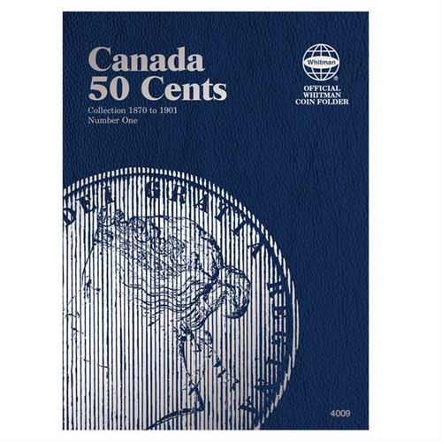 Canadian 50 Cent #1, 1870-1901
