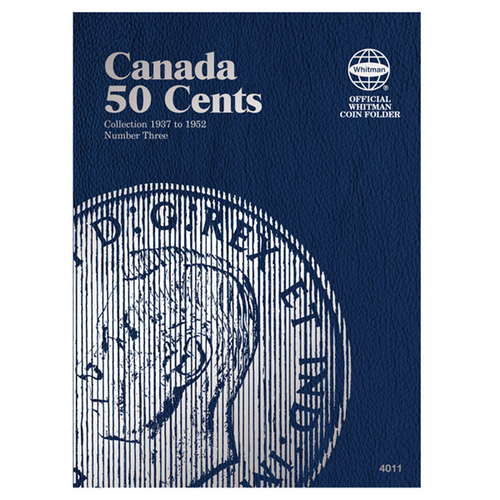 Canadian 50 Cent #3, 1937-1952