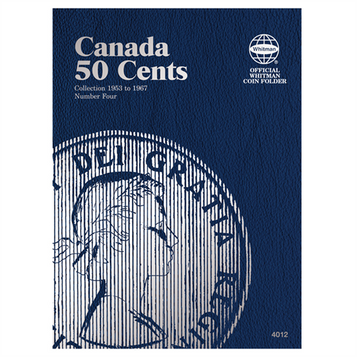 Canadian 50 Cent #4, 1953-1967