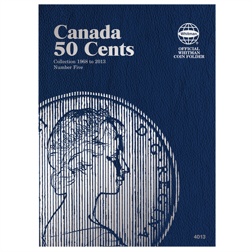 Canadian 50 Cent #5, 1968-2014
