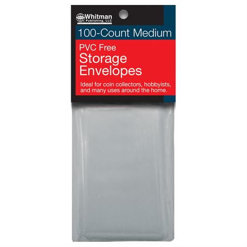 PVC-Free Poly Envelopes, Medium
