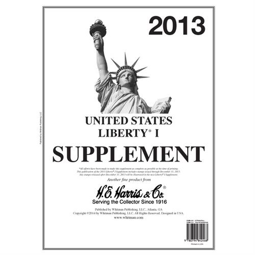 2013 Liberty I Supplement