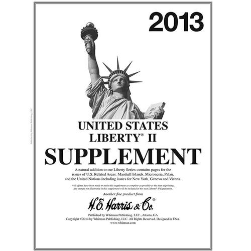 2013 Liberty II Supplement