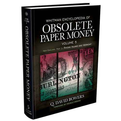 Whitman Encyclopedia of Obsolete Paper Money, Volume 5