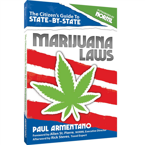 The Citizens' Guide to State-by-State Marijuana Laws