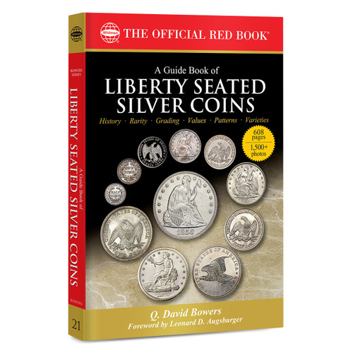 A Guide Book of Liberty Seated Silver Coins