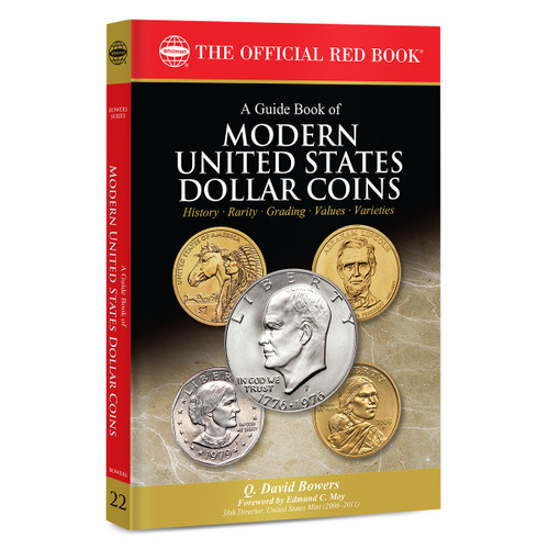A Guide Book of Modern United States Dollar Coins