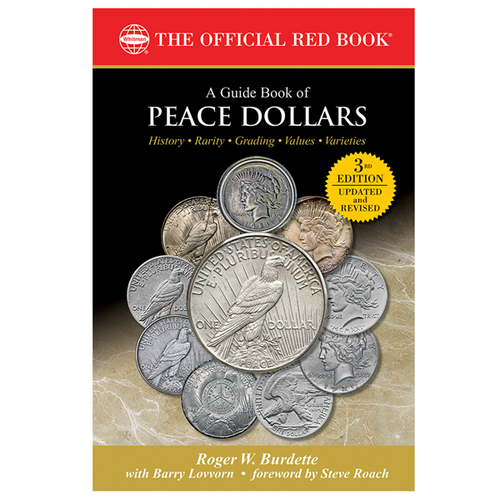 A Guide Book of Peace Dollars, 3rd Edition