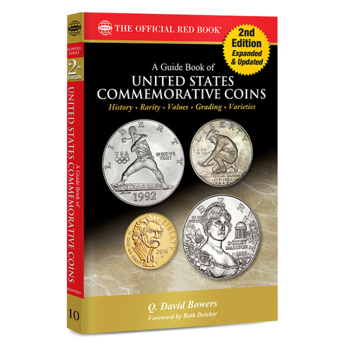 A Guide Book of United States Commemorative Coins, 2nd Edition